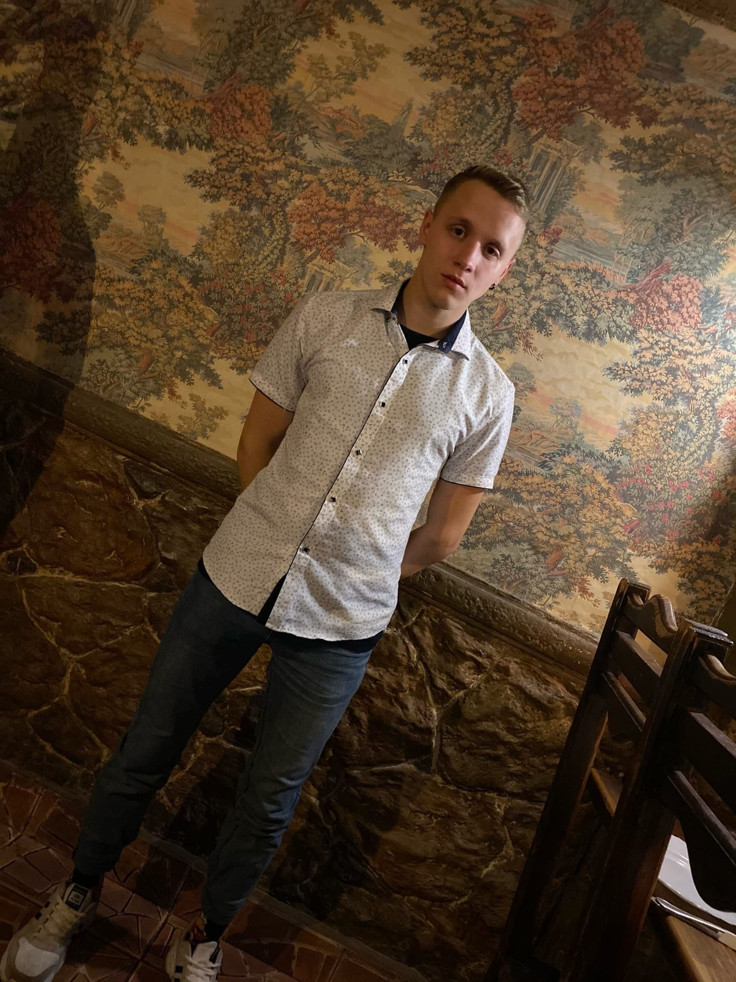 Александр, 22, Gorbatovka