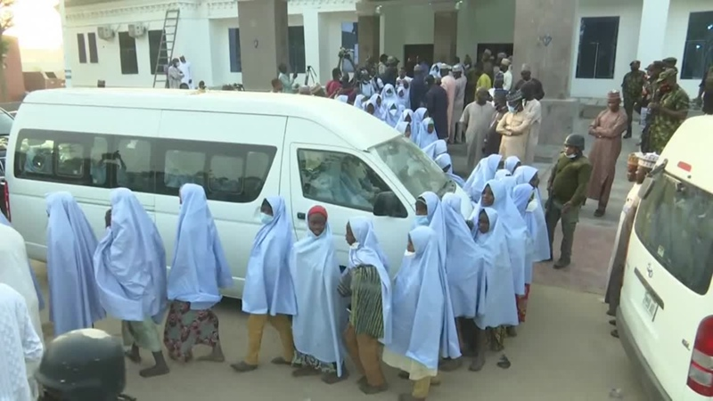 Похищение в Нигерии счастливая развязка