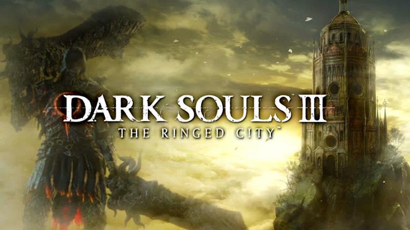 Dark Souls 3 DLC Ringed City Темные Души 3 дополнение Кольцевой Город Демон в агонии Демон бездны Демон принц