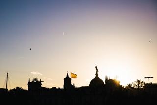 Испания-Португалия, май 2014
