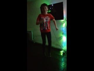 Илья 12 лет танец Пушка