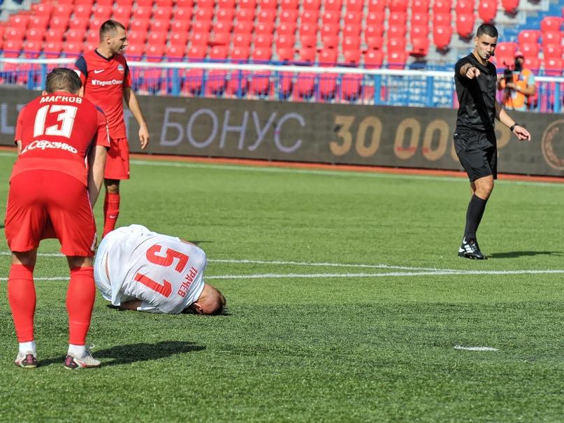 Глеб Грачёв: «Пускай наши болельщики меня любят, а красноярские ненавидят», изображение №6
