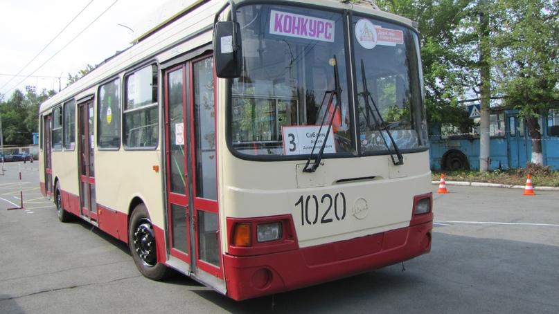 Конкурс профессионального мастерства среди водителей троллейбуса— 2021., изображение №65
