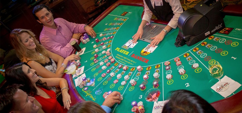 Online And Casino Baccarat Strategy Track Your Games Vkontakte