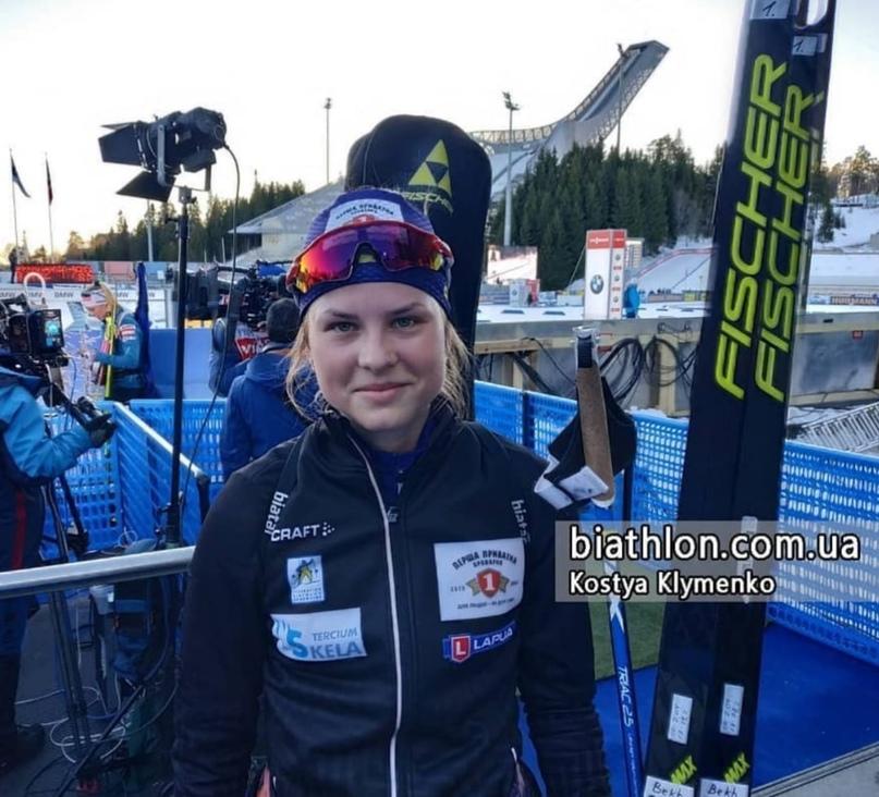 Украинская биатлонисткаЕкатерина Бехрассказала, гражданкой какой страны себя о...