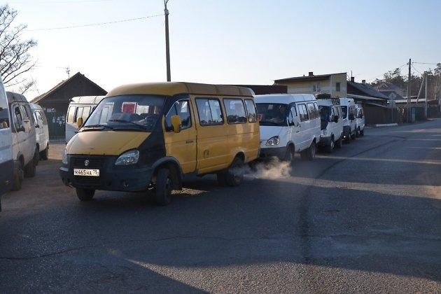 «Тайные пассажиры» проверили работу маршруток в Чите