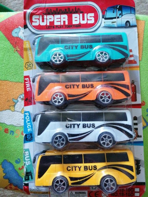 4автобуса лучший подарок для   Объявления Орска и Новотроицка №28370