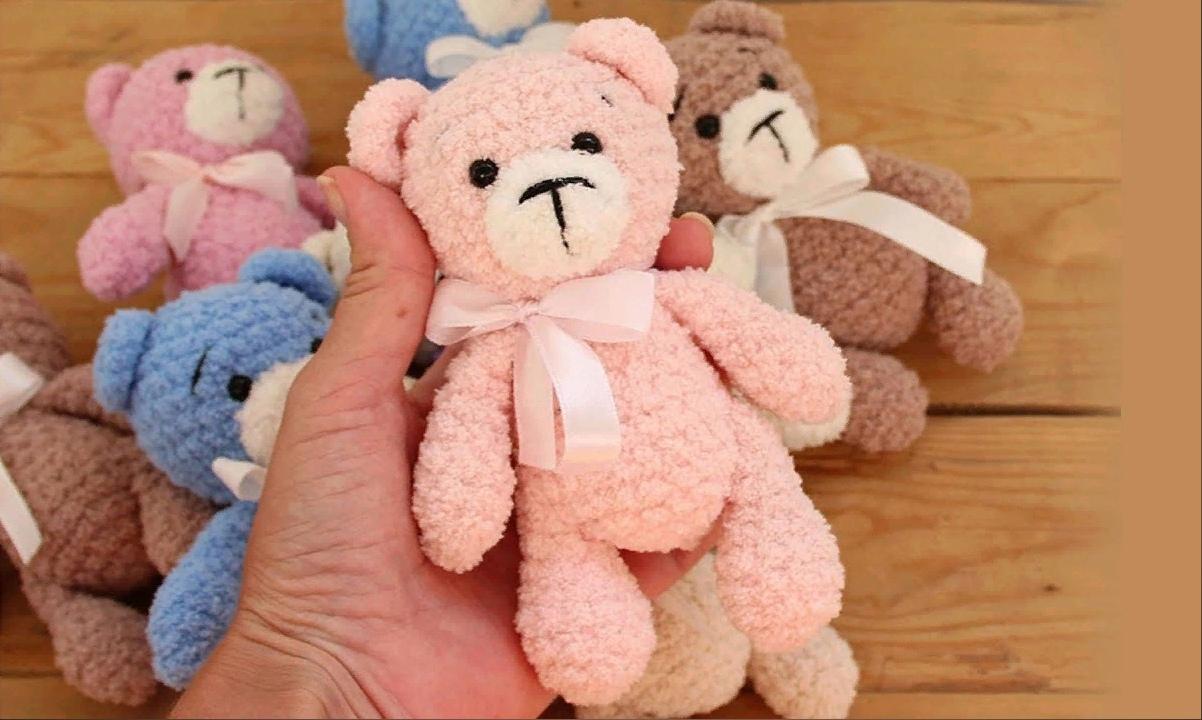 Плюшевые игрушки из Ализе Пуффи файн