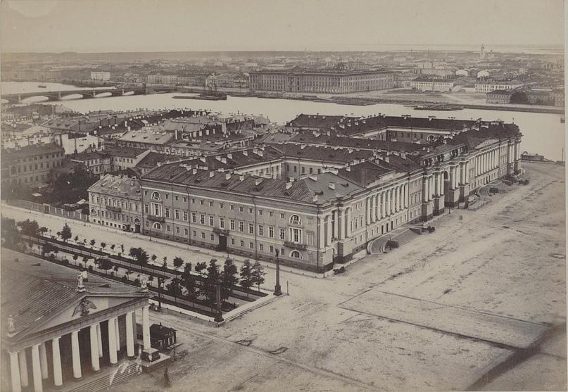 Санкт-Петербург без людей в 1861 году: Где все люди?, изображение №8