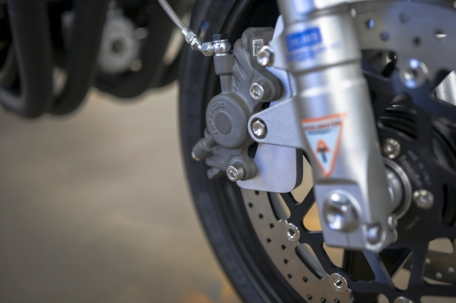 dB Customs: классический супербайк Honda CB