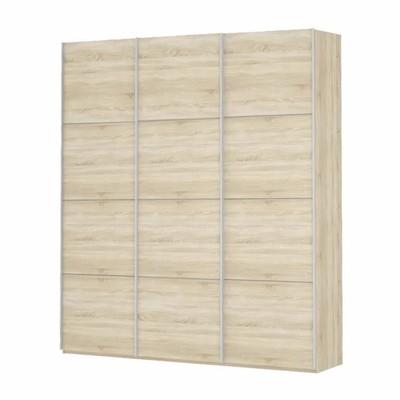 Шкаф Прайм 3-х дверный ш 2100