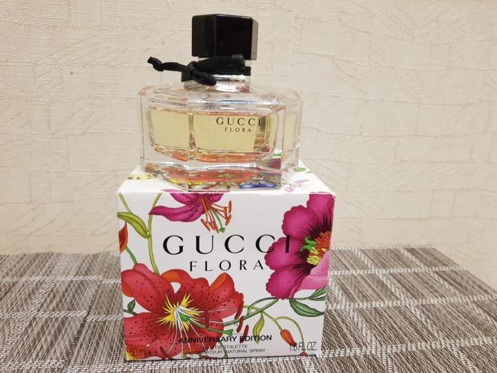 Gucci Flora By Gucci Anniversary Edition 100 ml. 1580 руб