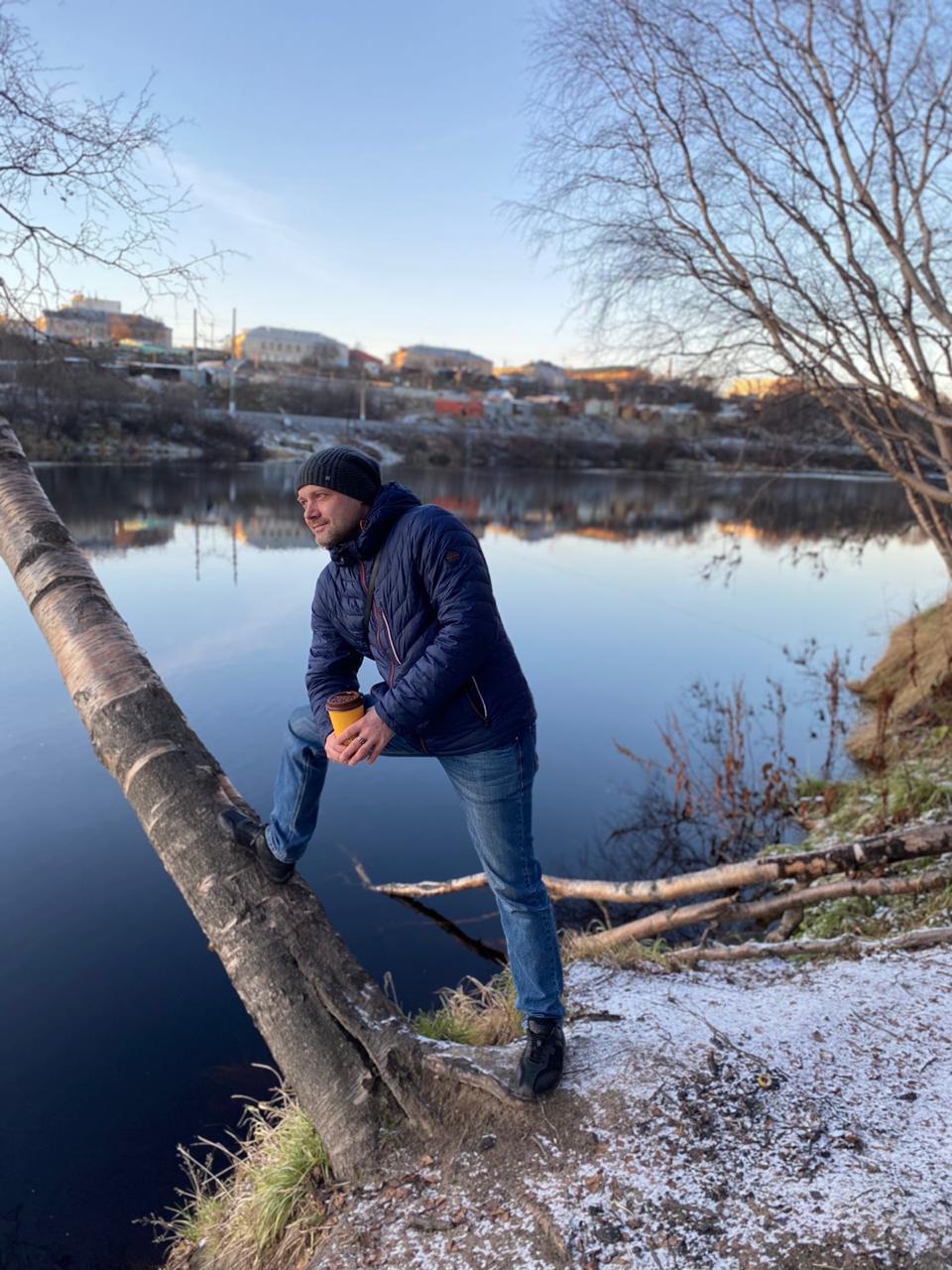 Иван, 40, Murmansk