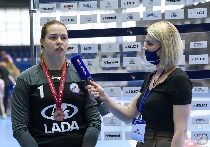 Анастасия Лагина