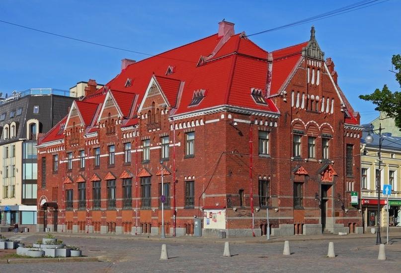 Самые живописные готические места Петербурга и окрестностей😍