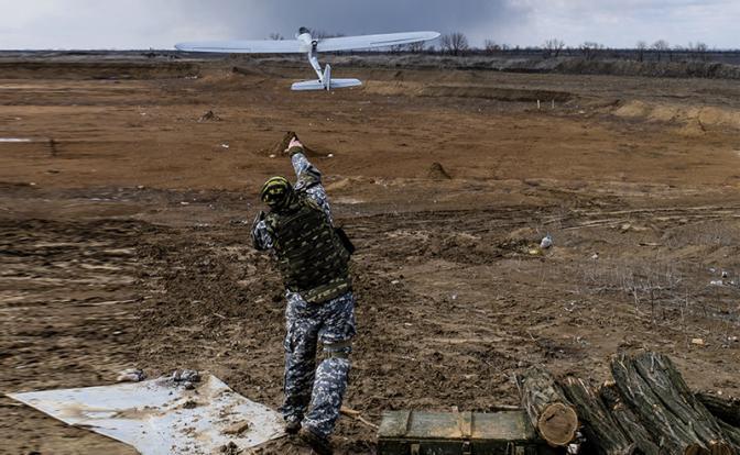 Украина начинает бить по нефтебазам