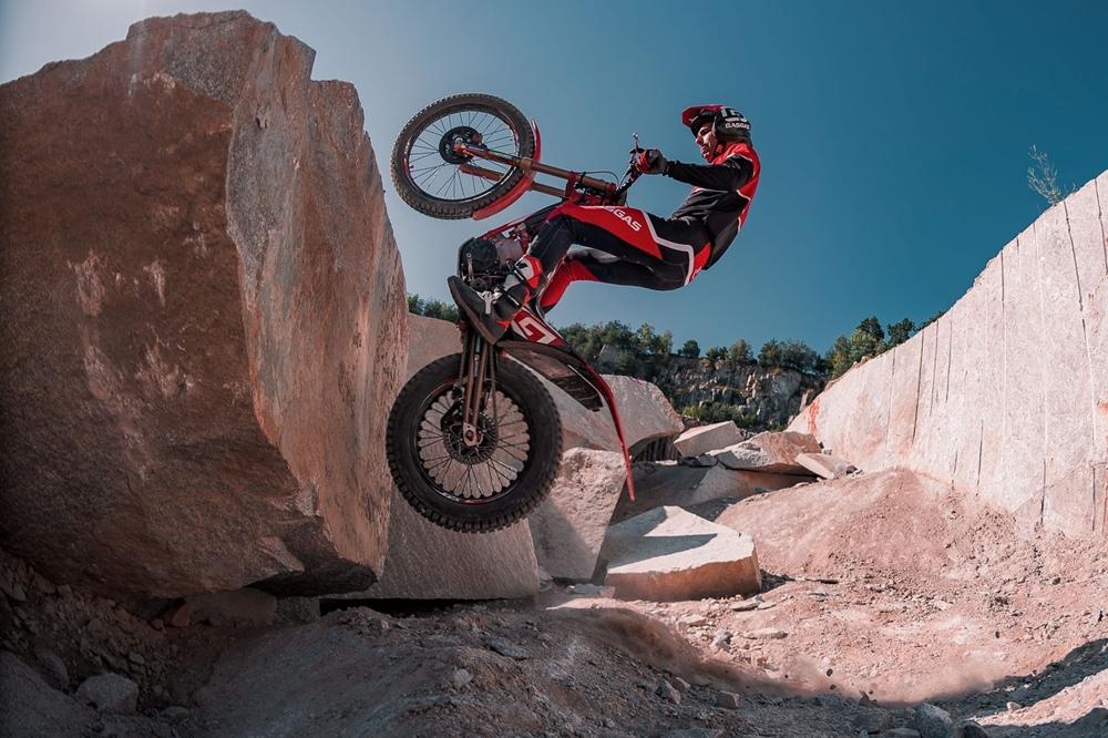 Триальные мотоциклы GasGas TXT GP / Racing 2022