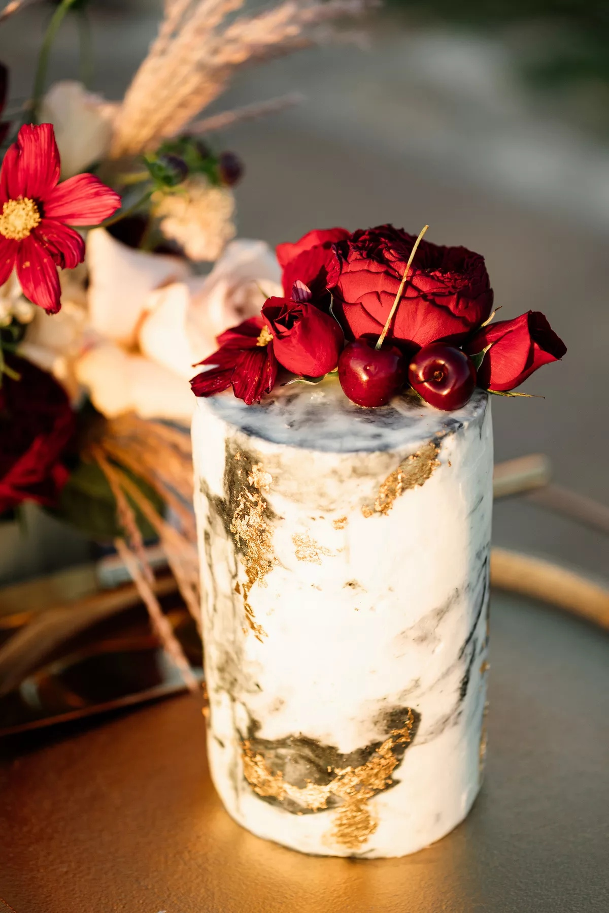 miyT L8u UE - Маленькие свадебные торты