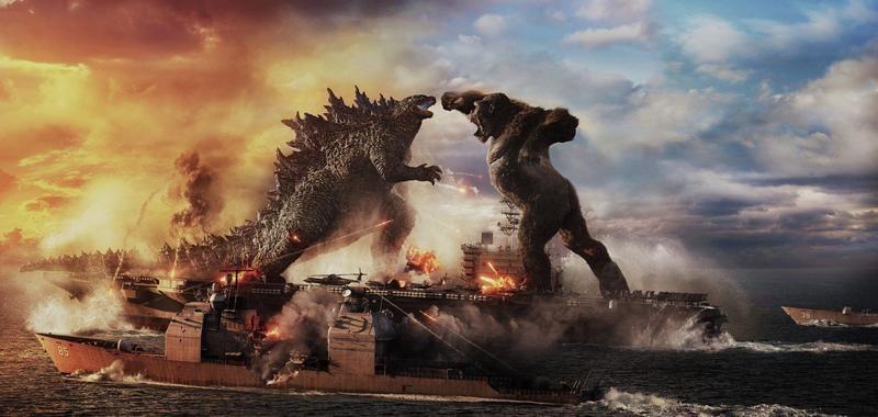 REPELIS - Godzilla vs Kong [2021] Película Completa En Español y Latino |  ВКонтакте