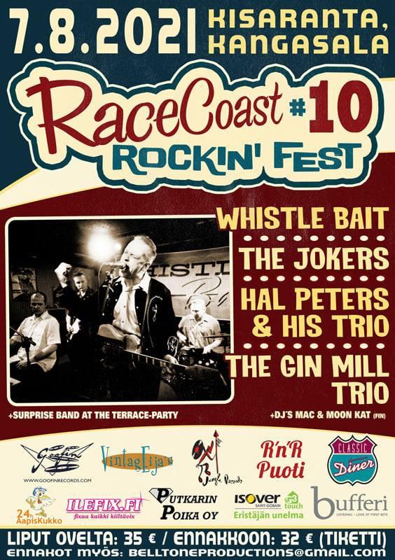07.08 Racecoast Rockin' Fest #10!!!
