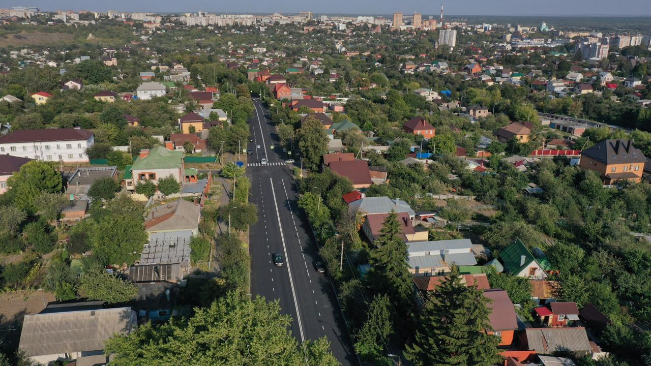 """Дороги Курска, которые в этом году отремонтируют по нацпроекту """"БКАД"""" можно найти на онлайн-карте"""
