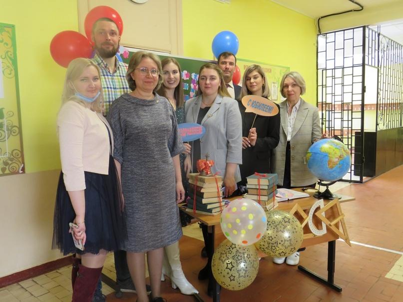 Проводниковская школа отметила 150-летний юбилей