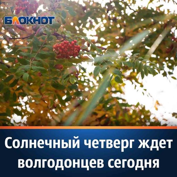 По прогнозам синоптиков, в четверг, 28 октября, в ...