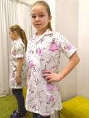 ПРО ДЕТСКОЕ ШИТЬЁ  🧵Многим девочкам нравится заниматься шитьём, проводя свое время за иголкой с нитк