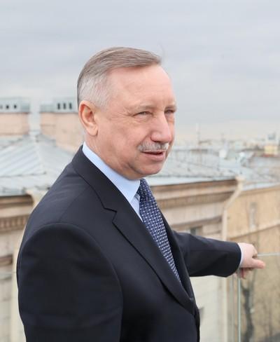 Александр Беглов, Санкт-Петербург