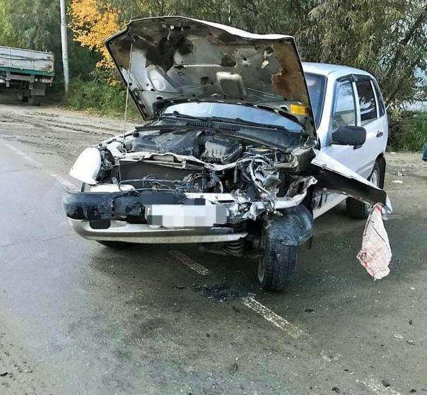 Два жителя Нефтеюганска пострадали в ДТП наканунеВ...