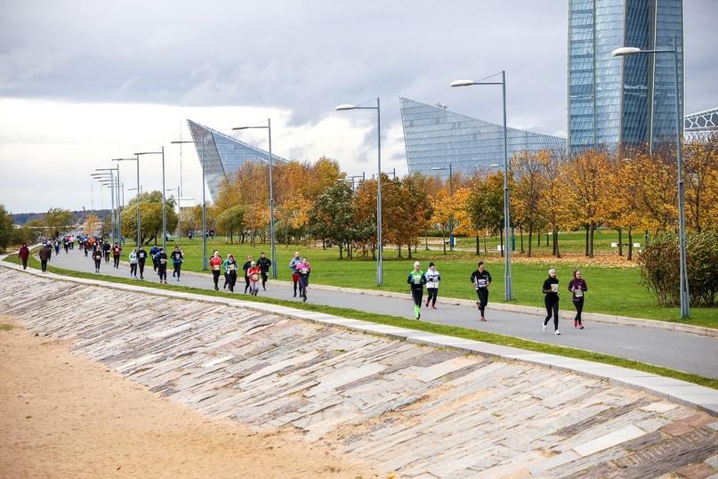 Арена Полумарафон порадует любителей бега видами современного Санкт-Петербурга 💥
