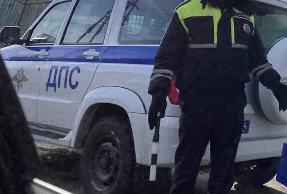 🗣 Водитель иномарки не подкупил за 500 рублей инсп...