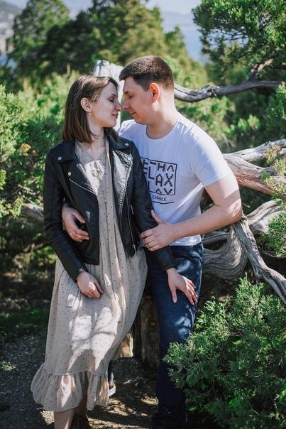 Фотосессия Love Story в Новом Свете. 02.20