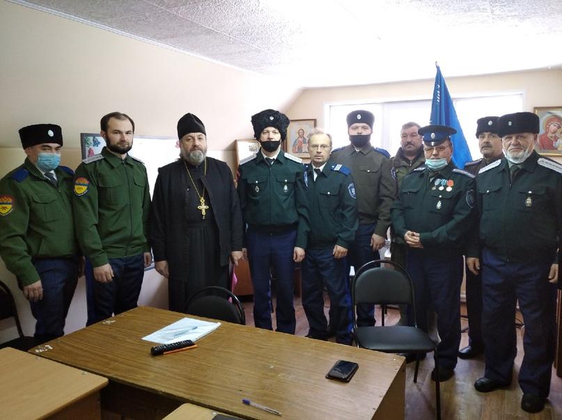 В станице «Верхне-Уфалейской ОКВ» прошел отчётно-выборный круг., изображение №2