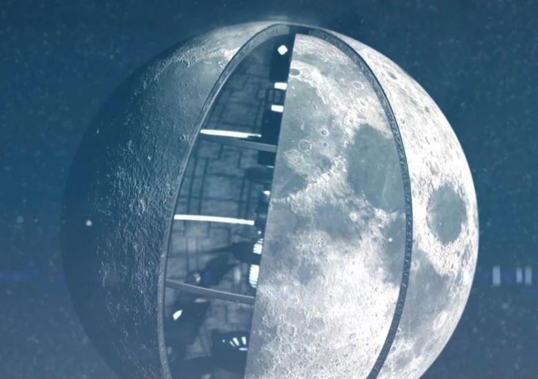 Луна - творение инопланетного разума, изображение №6