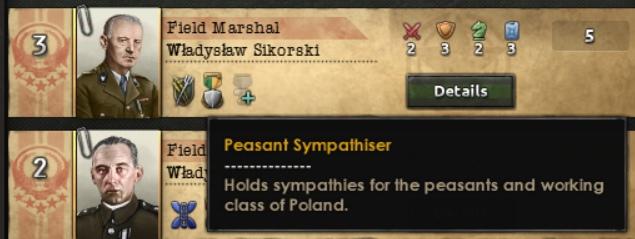 Дневник разработчиков Hearts of Iron IV — Изменение древа фокусов Польши, часть 2, изображение №5