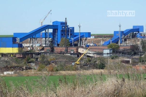 Шахта «Садкинская» увеличила добычу угля на 14%  Ч...