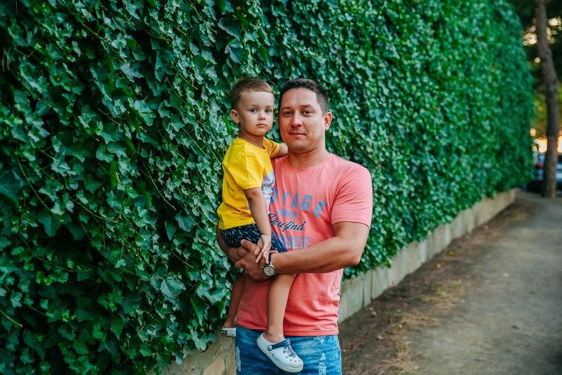 Семейная фотосессия в Геленджике - Фотограф MaryVish.ru