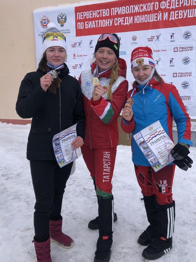 Можгинка Алина Плицева завоевала 3 место на