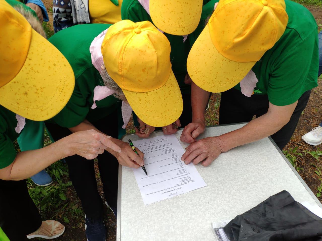 24 команды первичных ветеранских организаций Можгинского района