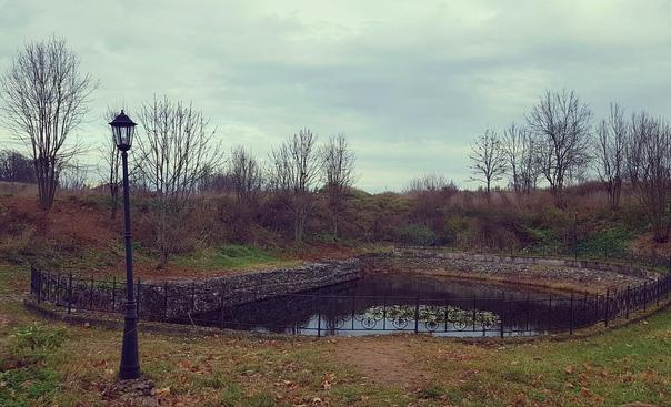 В Можайском Кремле находились два «озерца» – Чисто...