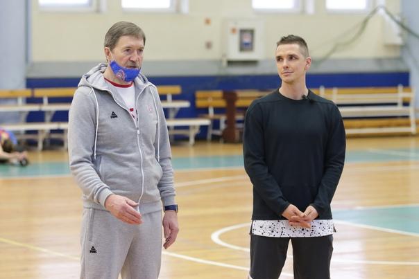 Тренерский семинар с участием Василия Прокофьева