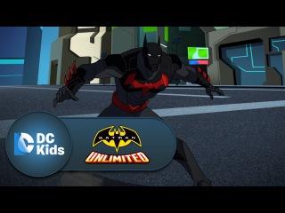 Croc Rocks the Museum | Batman Unlimited | Episode 9