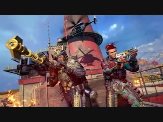 Официальный анонс бесплатной пробной версии режима Blackout в Call of Duty: Black Ops 4
