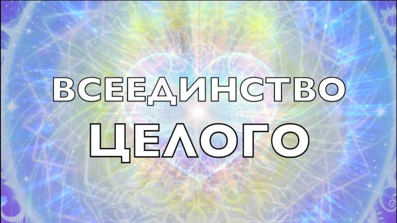 Мы ВсеЕдинство Целого Всего Единое Сознание Новое Время