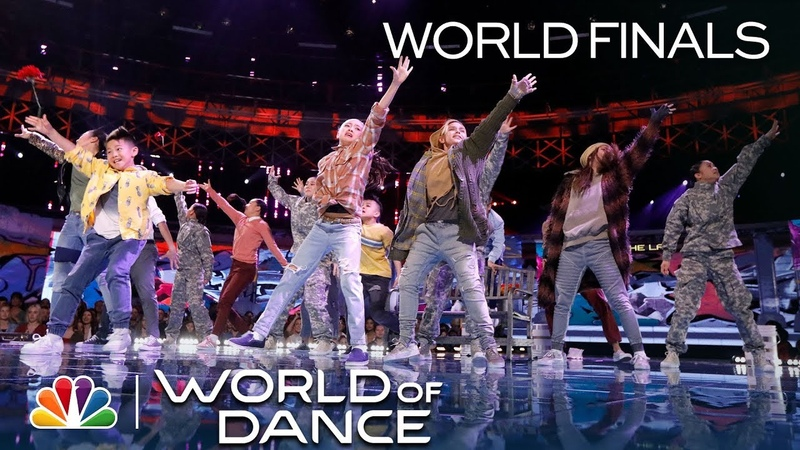The Lab Does Waiting on the World to Change by John Mayer - World of Dance 2018 (Full Performance)