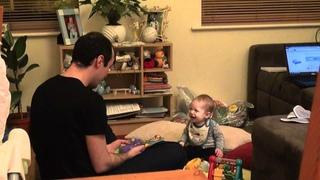 Alex - best baby laugh