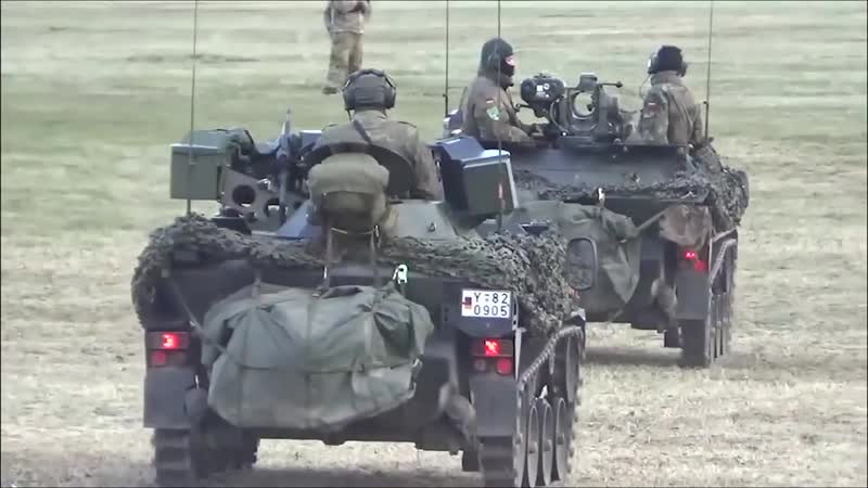 U.S. Army Europe Commanding General Visits Soldiers RENA LEIR AIRFIELD, NORWAY 29.10.2018