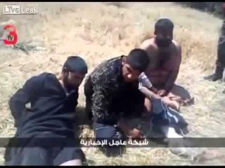 Аль-Каида,Талибан(FSA) наемники мертвые и пленные.Аль-Кусом(Кусейр)