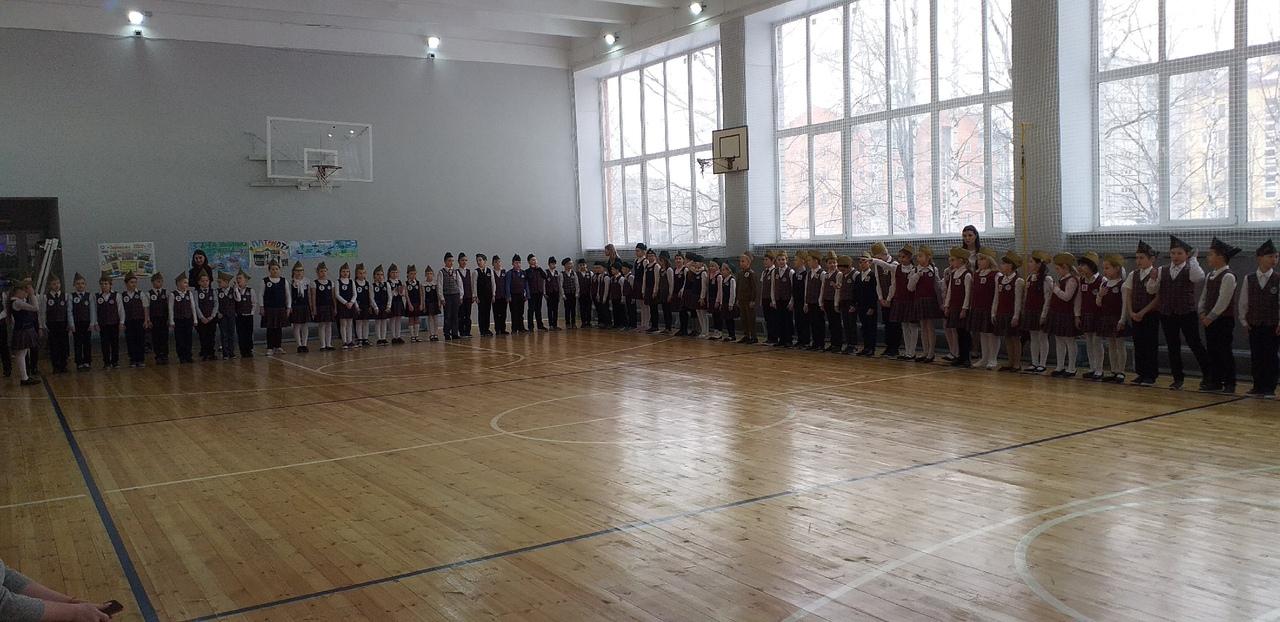 Военно-патриотическая игра «Зарничка-2020»